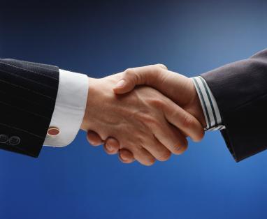 Timeshare Relief Handshake