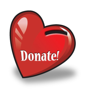 Timeshare Donation Heart